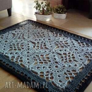 Dywan ornamentowy, sznurek bawełniany ineverashop ze sznurka