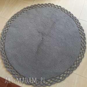 dywan ze sznurka bawełnianego, dywan
