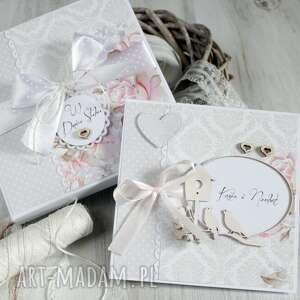 kartka na ślub lub rocznicę - w pudełku rocznica