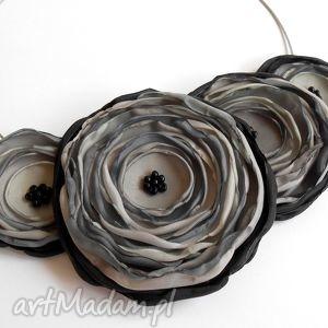 hand-made naszyjniki kwiatowy naszyjnik