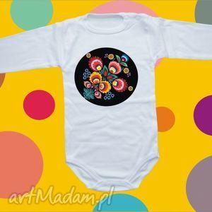 body niemowlęce mandala, body, bluzka, niemowlę, dziecko, prezent, folk dla dziecka