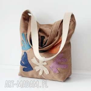 ręcznie zrobione torebki matisse