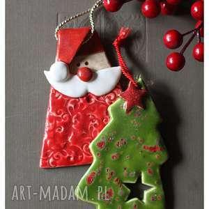 handmade prezenty świąteczne zestaw mikołajkowy