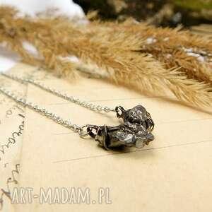 świąteczny prezent, wisiorek z meteorytem ii, meteoryt, wisior