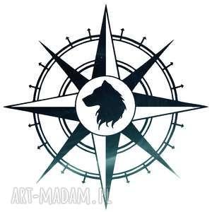 wisior kompas na zamówienie dla pani katarzyny, kompas