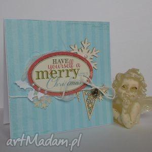 kartka świąteczna - zimowy poranek 2 bluebell chandlery, narodzenie