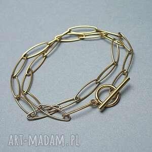 alloys collection - chain vol 1 naszyjnik, łańcuch, stal szlachetna, ki ka