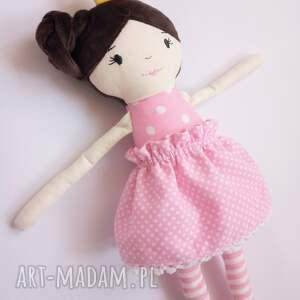 handmade lalki lalka królewna