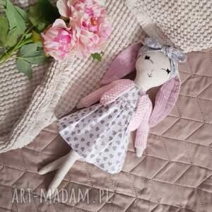 maart tilda królik, dla dziewczynki, córki, dzień dziecka, lala