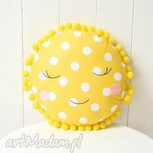 słońce - słońce, słoneczko, poduszka, poducha, dekoracja, zabawka