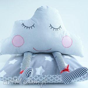 Poduszka przytulanka - senna chmurka pokoik dziecka kuferek