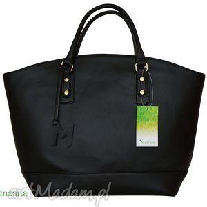 SHOPER BAG koszyk czarny, shoper, bag, manzana, koszyk, czarny