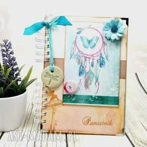 prezent na święta, pamiętnik n29, notes, notatnik, łapacz snów