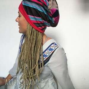ręcznie zrobione czapki czapka damska uniwersalna na podszewce, dobra codzienne noszeni