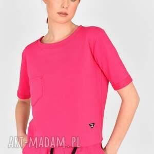 handmade koszulki bluzka patrycja fuksja