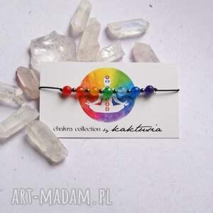 chakra bracelet wszystkie czakry, amulet, ochronna, ochronna bransoletka, joga