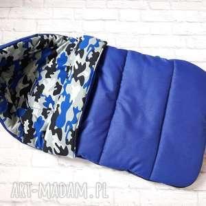 Zimowy wodoodporny śpiworek coramelli pokoik dziecka śpiworek