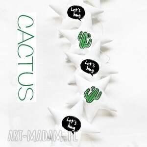 Let s hug - girlanda CACTUS, girlanda, kaktus, gwiazdki, cactus, gwiazdka