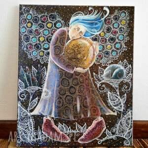 anioł dobrych snów, dom, anioł, prezent, dzień matki, dla dziecka, sny