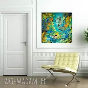 zawiłości 9, abstrakcja, ozdoba, dekoracja, obraz do salonu, sztuka, malarstwo