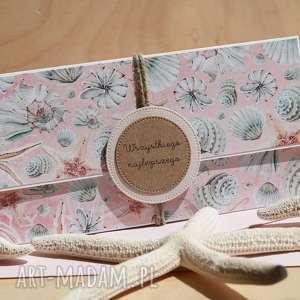 handmade scrapbooking kartki kopertówka na różne okazje