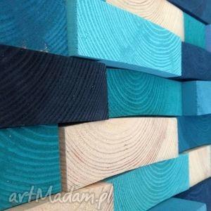 Drewniany obraz NA ZAMÓWIENIE, mozaika, drewno, ściana, obraz, dekoracja,