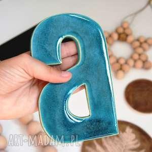 ceramika ceramiczna litera, alfabet, ceramiczna, literki, święta