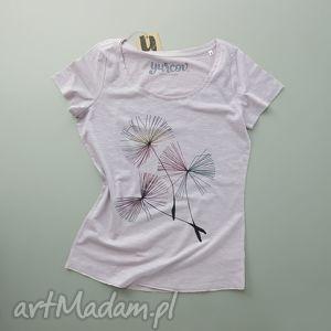 DANDELIONS koszulka damska, bluzka, dmuchawce