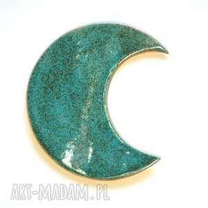 Księżyc ceramiczny ceramika wooden love księżyc, słońce