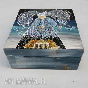 szkatułka łomnica dom wdowy pieśń kołysanki, szkatułka, prezent, dzień mamy