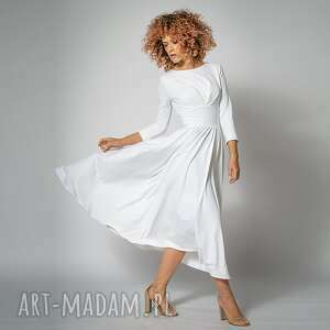 ines - suknia ślubna, kloasyczna, elegancka, wieczorowa sukienki