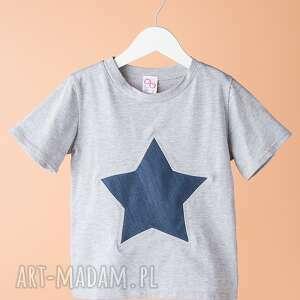 Koszulka CHK06M, gwiazda, koszulka, modna, stylowa, elegancka, sportowa