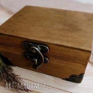 ślub kuferek na obrączki ślubne, ślub, kuferek, drewniane pudełko