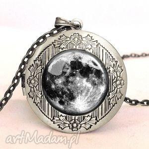 egginegg księżyc - sekretnik z łańcuszkiem, prezent