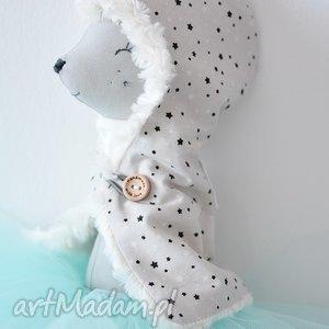 hand made zabawki sarenka baletnica zimowa
