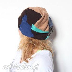 czapka damska węgierek w słoiku zmieściłam bez liku t1 - czapka, patchwork