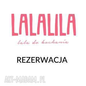 Lalalila - rezerwacja, lalalila