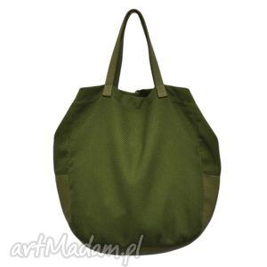 ef924085b554b Ręcznie robione na ramię modne oryginalne podarek torbawyprzedano plenty  more 06-0003 zielona torba worek xxl na zakupy swallow maxi, torebki,