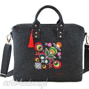 ręcznie zrobione torebki torebka filcowa 324
