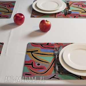 Prezent Duże podkładki na stół - Paul Klee, dom, stół, dekoracja, prezent, sztuka