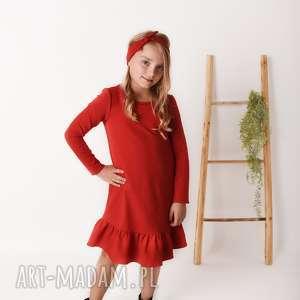 latori - sukienka dziewczęca z kolekcji mama i córka ld49/2, sukienka, corka