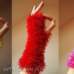 mitenki ocieplacze włochacze - mitenki, ocieplacze, rękawiczki, oryginalne