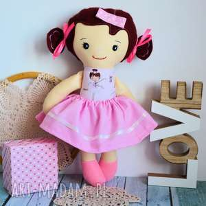 lalka tancereczka - sabinka 35 cm, lalka, tancerka, baletnica, roczek