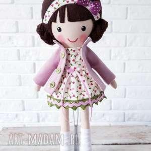 malowana lala luiza, lalka, przytulanka, dziecko, zabawka, prezent, dziewczynka