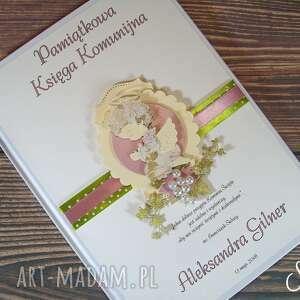 ksiegigosciweselnych księga gości, pamiątka komunii, komunia, długopis gratis