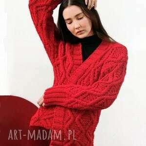 Prezent Sweter Kalmar, sweter, wełniany, gruby, zimowy, prezent, kobiecy