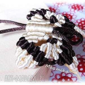 Butterfly- broszka - ręcznie robione