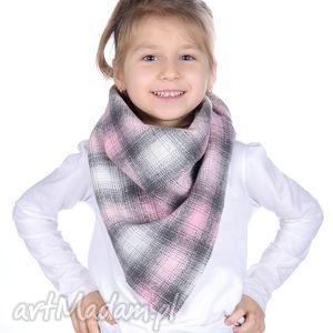 chusta dziewczęca - ciepła prezent, zimowa
