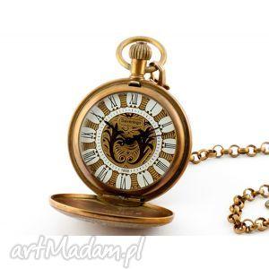 naszyjniki złota busola iii, zegarek, świąteczny prezent