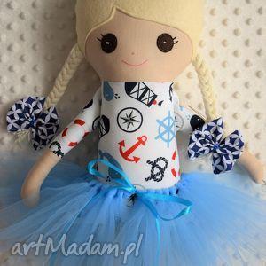 ręcznie zrobione lalki szmacianka, baletnica, szmaciana lalka
